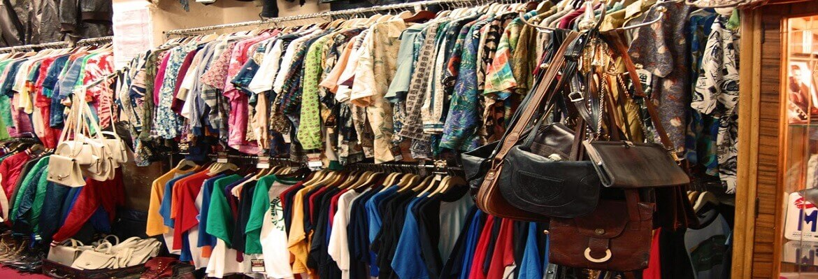 Buy Second Hand Clothes