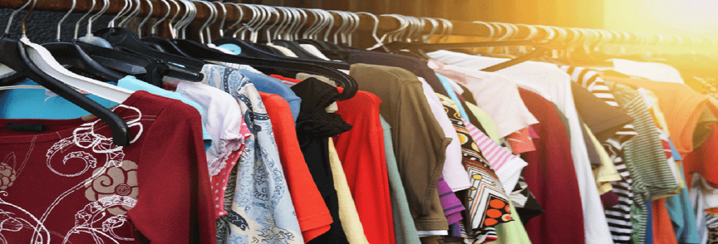 How to Shop for Used Clothing